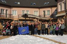 A konferencia résztvevői (Fotó: Ampovics Zsolt).